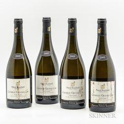 Pascal Bouchard Chablis Les Clos 2009, 4 bottles