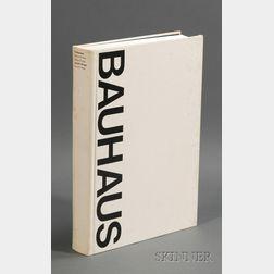 (Architecture, Modern-Bauhaus), Wingler, Hans M.