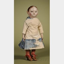 Small Izannah Walker Cloth Child