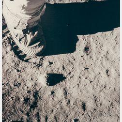 Buzz Aldrin (American, b. 1930)