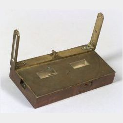 Brass Semi-Circumferentor