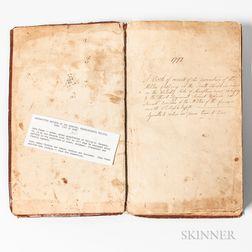 Andover, Massachusetts, Militia Records 1797-1839