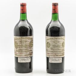 Chateau Cheval Blanc 1971, 2 magnums