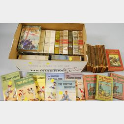 Four Partial Sets of Assorted Book Series Titles