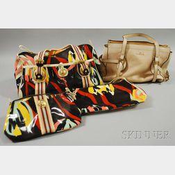 Missoni and Hogan Handbags