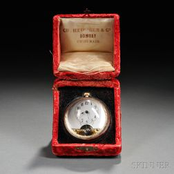 Swiss Eight-day Ball Clock
