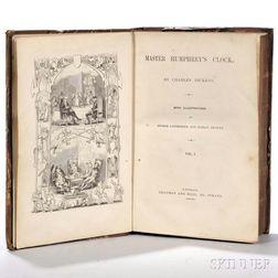 Dickens, Charles (1812-1870) Master Humphrey's Clock.