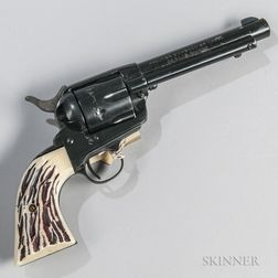 Hy Hunter Frontier Six-shooter Single-action Revolver
