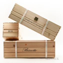 Clerico Barolo Bricotto Bussia 2010, 3 magnums (ind. owc)
