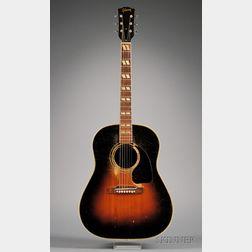 American Guitar, Gibson Incorporated, Kalamazoo, c. 1953, Model Southerner Jumbo