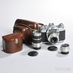 Voigtlander Bessamatic and Lenses