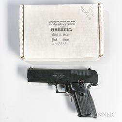 Haskell JS-45 Semiautomatic Pistol
