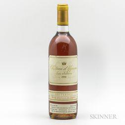 Chateau dYquem 1990, 1 bottle