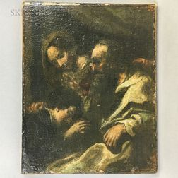 Italian School, 16th/17th Century Style      Blessing of the Prodigal Son