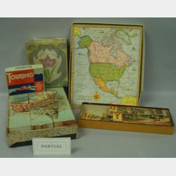 Lot of 19th Century Toys