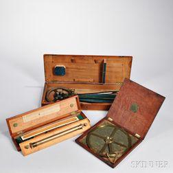 Three 19th Century Brass Instruments