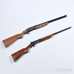 Two .410 Gauge Shotguns