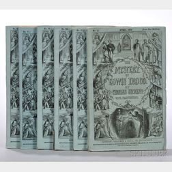 Dickens, Charles (1812-1870) The Mystery of Edwin Drood.