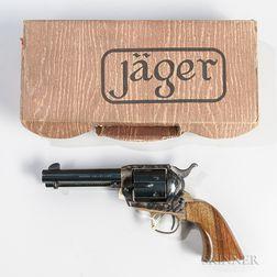 Armi Jager Dakota Model Single-action Revolver