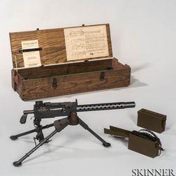 Tippmann Arms Miniature Model 1919A4 Semiautomatic Machine Gun