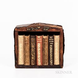 Collection of Miniature Books.