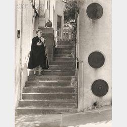 Imogen Cunningham (American, 1883-1976)      Merrie [sic] Renk