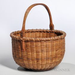 Small Nantucket Lightship Basket