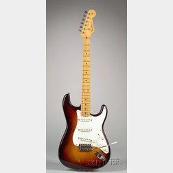 American Electric Guitar, Fender Electric Instrument Company, Fullerton, 1959, Model