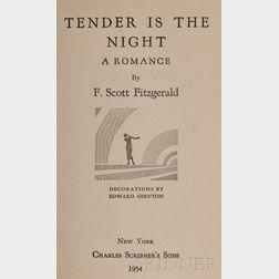 Fitzgerald, F. Scott (1896-1940)