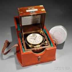 Hamilton Watch Company Model 21 Two-day Marine Chronometer