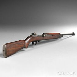 Variant M1 Carbine with X Serial Number