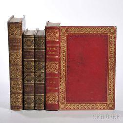 Grand Tour, Four Volumes.