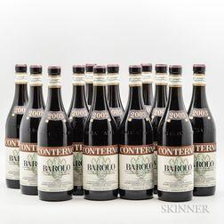 uConterno Barolo Casina Francia 2003, 12 bottles