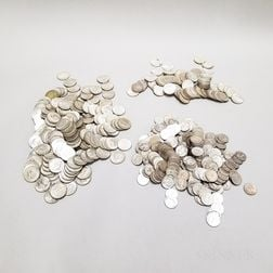 Group of American Silver Coins