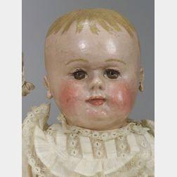 Martha Chase Cloth Baby Doll