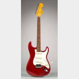 American Electric Guitar, Fender Musical Instruments, Fullerton, 1966