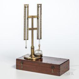 J.M. Bryson Cased Hygrometer