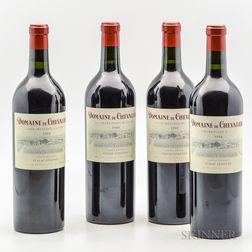 Domaine de Chevalier 2009, 4 bottles