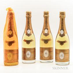 Roederer Cristal, 4 bottles