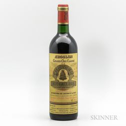Chateau Angelus 1995, 1 bottle