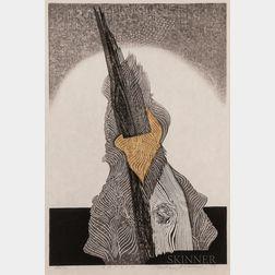 Reika Iwami (b. 1927), Rebirth of Water