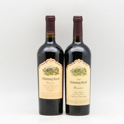 Chimney Rock Cabernet Sauvignon Reserve, 2 bottles