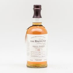 Mixed Balvenie, 5 750ml bottles