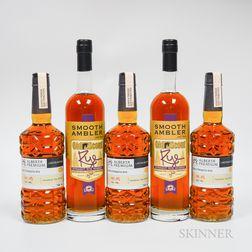 Mixed Rye, 5 750ml bottles (3 oc)