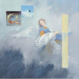 Terri Priest (American, 1928-2014)      Parachute History