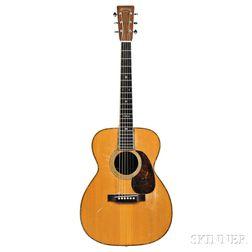 C.F. Martin & Co. 000-42 Acoustic Guitar, 1938
