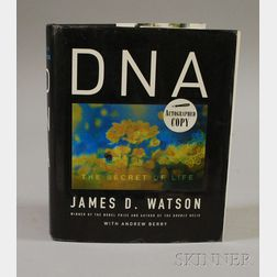 James D. Watson, DNA, The Secret of Life