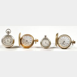 Four Connecticut Watches