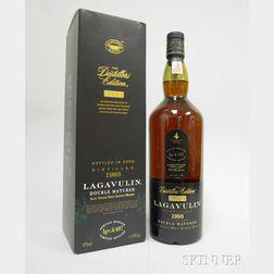 Lagavulin Single Malt Scotch Whisky Double Matured Distiller's Edition 1993