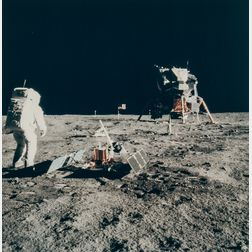 Neil Armstrong (American, 1930-2012)